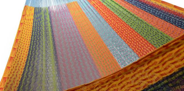 Mexicaanse hangmat extreem groot
