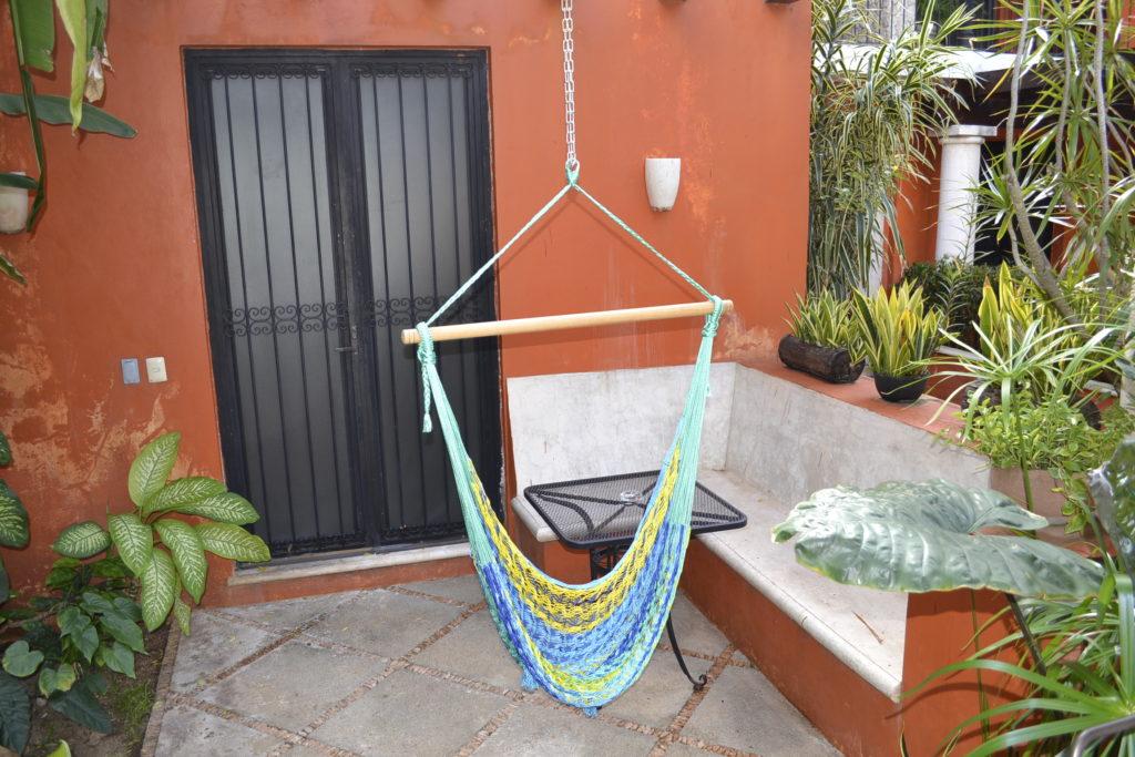 Hangstoel in Mexico