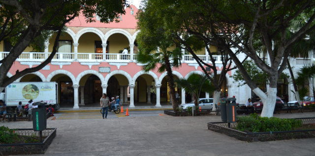 Hangstoel uit Yucatan